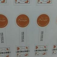Impressão de adesivo etiqueta, Gráfica em Brasília - Taguatinga DF