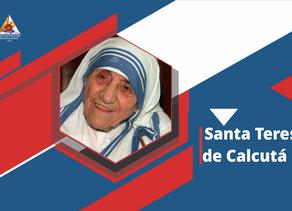 Santa Teresa de Calcutá