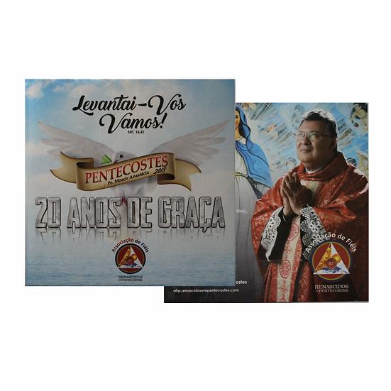CD 20 anos de Graça - Levantai-vos vamos!