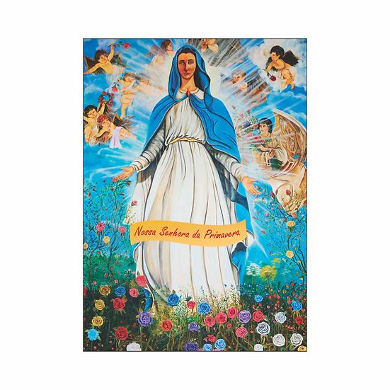 Cartaz de Nossa Senhora da Primavera