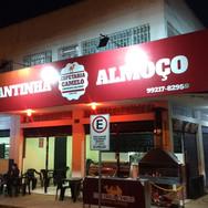 Placa de loja - fachada. Gráfica em Brasília DF