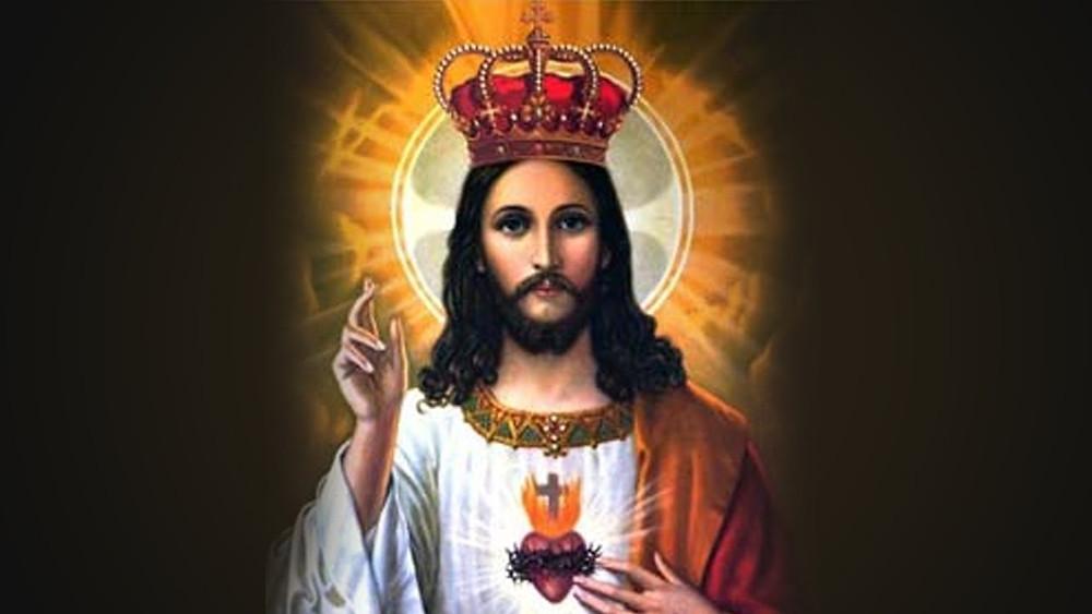 Cristo Rei do Universo