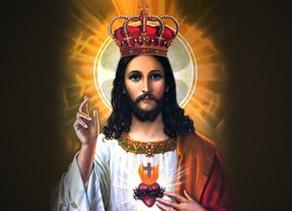 Oração à Cristo Rei do Universo