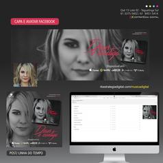 Distribuição de Música Digital - Natália Lima