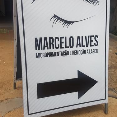 Cavalete em Brasília DF - Gráfica em Taguatinga