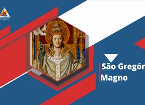 São Gregório Magno: exemplo de retidão e amor à vocação
