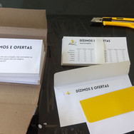 Envelope tipo carta - gráfica em Brasília Taguatinga DF