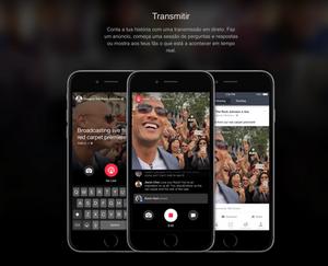 Como fazer transmissões ao vivo no Facebook usando o celular