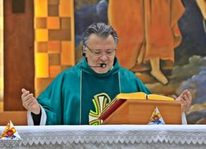 Homilia da Santa Missa dominical