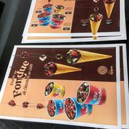 Cartaz A3 - Impressão a Laser colorido - Gráfica em Brasília, Taguatinga DF