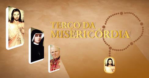 Terço da Misericórdia