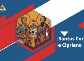 Santos Cornélio e Cipriano: exemplo de amizade e santidade