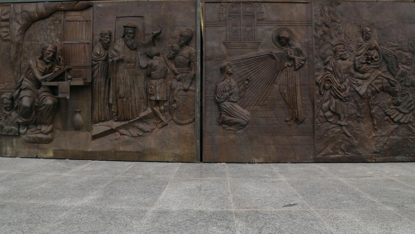 Porta Centro de Evangelização