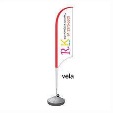 Flag Wind Banner Brasília