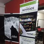 Suporte para banner em Brasília DF - Taguatinga