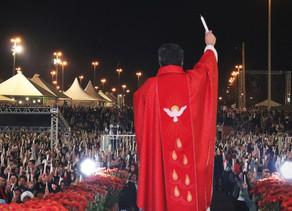 Na fé, teremos a Semana de Pentecostes com a presença dos fiéis!