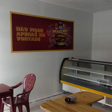 Impressão e instalação de adesivos - gráfica em Taguatinga Brasília DF