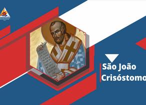 São João Crisóstomo: exímio propagador do Evangelho