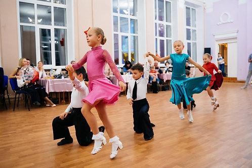 """Оплата групповых занятий ТСК """"Эдельвейс"""" (школа танца, дети)"""