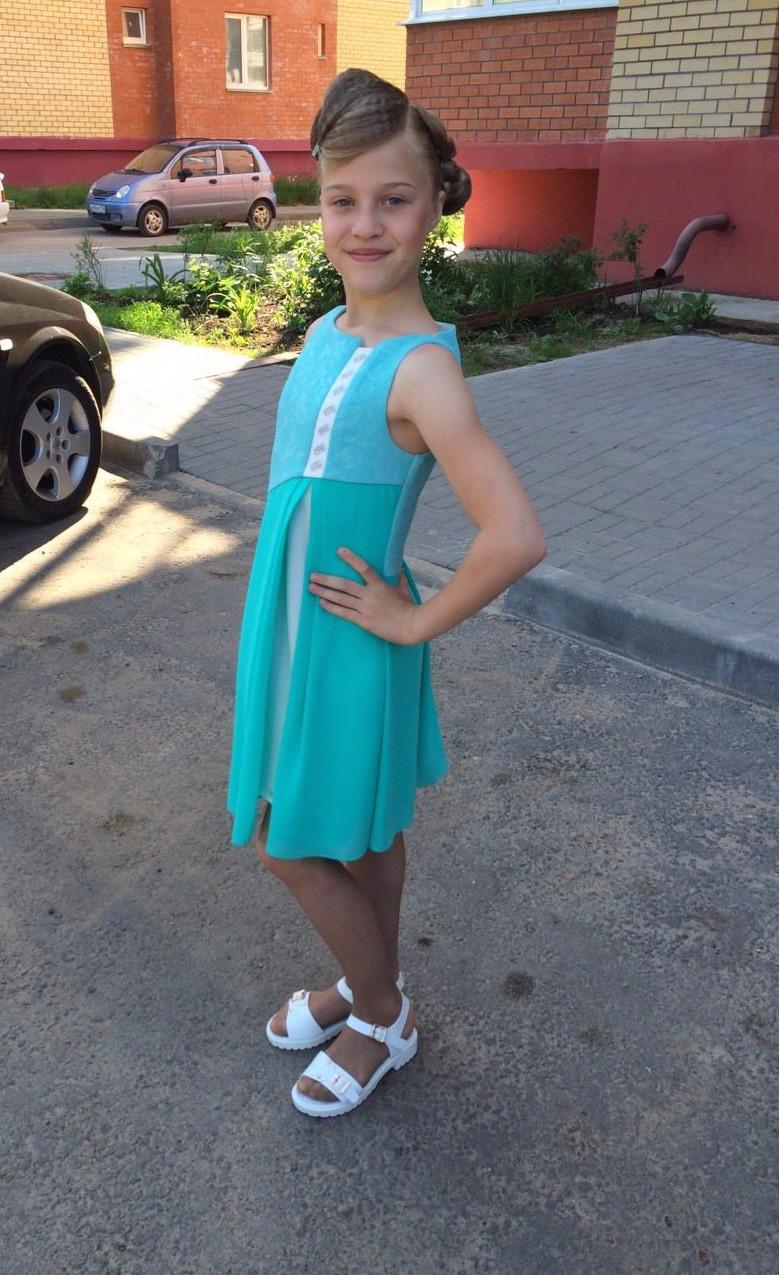Суринова Ангелина, школа №3