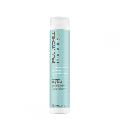 Paul Mitchell Clean Beaty Hydrate Shampoo 8.5 oz