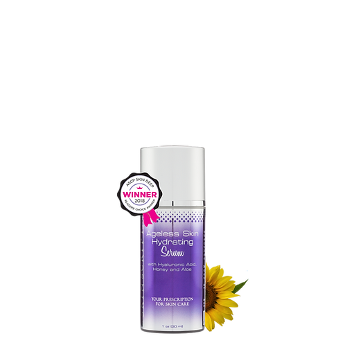 Skin Script Rx Ageless Hydrating Serum 1 oz.