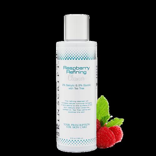 Skin Script Rx Raspberry Refining Cleanser 6.5 oz