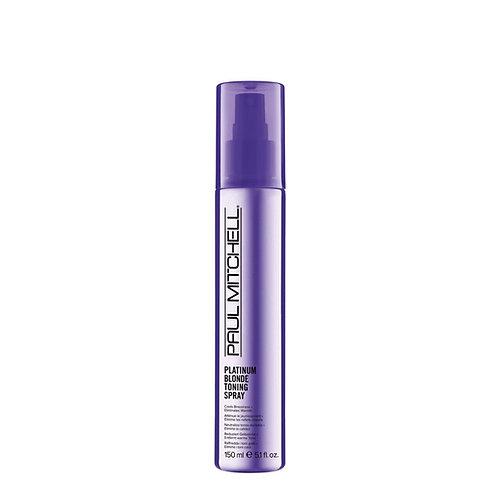 Paul Mitchell Platinum Blonde Toning Spray 5.1oz