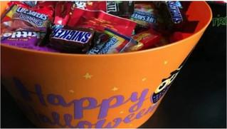 Al Sigl celebrates Halloween with a benefit walk