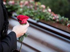 Funeral of R. Gasparotto, 2017