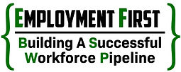 Employment First logo 2019_Building a su