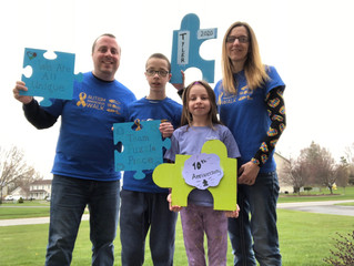APF to hold virtual Autism Awareness Walk