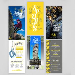 UNSW Outdoors Club O-Week Brochure