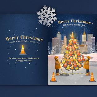 JBC Christmas Card