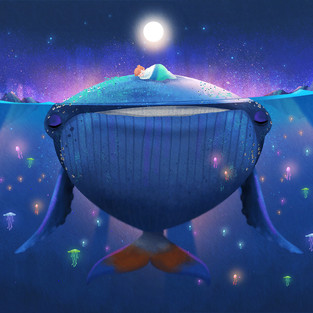 Mawoo the Whale of the West