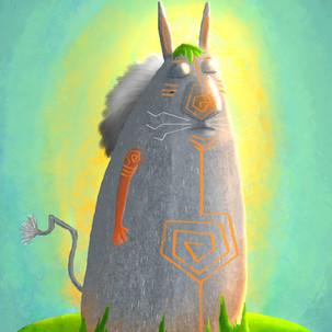 The Stone Rabbit