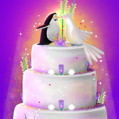 I Pronounce You Penguin and Pigeon