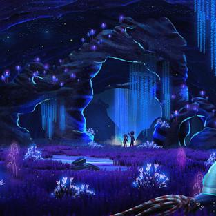Glowworm Cave