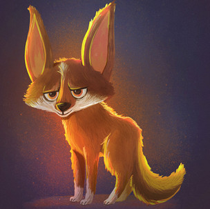 Fred the Fox