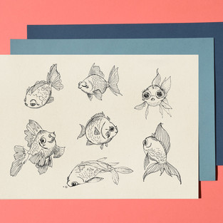 Goldfish Study