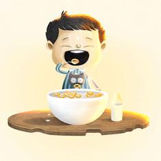 My Breakfast Buddy