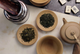 George Cannon  Thés Verts de Chine et du Japon natures ou parfumés
