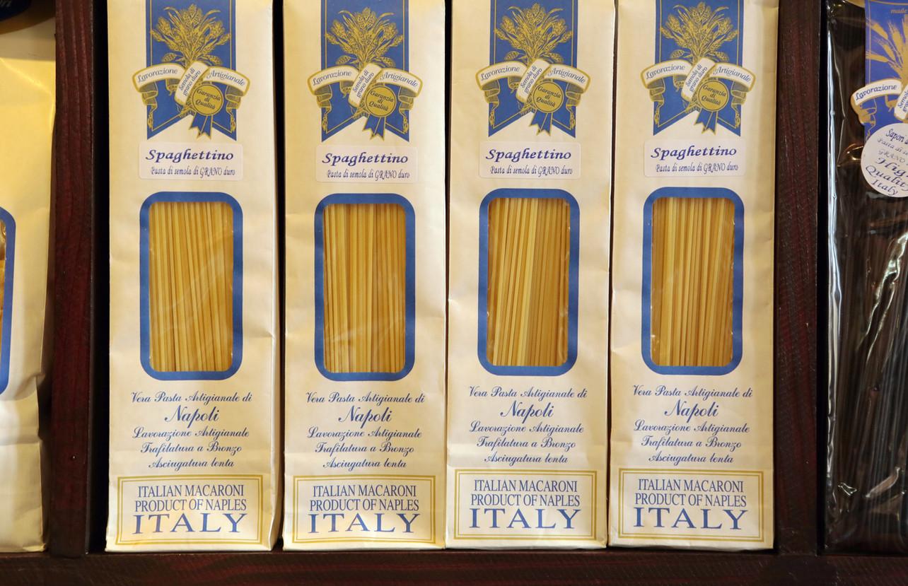 Pâtes italiennes  Nos fournisseurs sélectionnent pour nous les meilleures pâtes d'Italie, confectionnées dans la tradition.