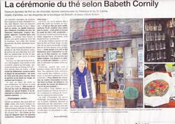 Ouest France 29 décembre 2014