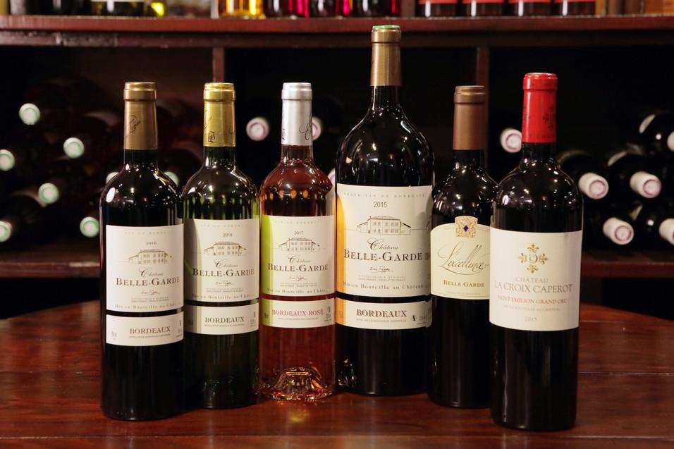 Vignobles Éric Duffau  Cinquième génération de vignerons en vin de Bordeaux et Saint-Émilion.