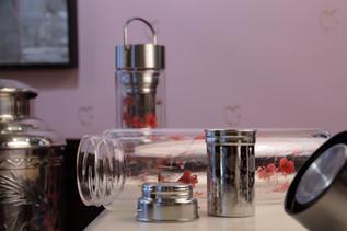 Thermos Flow Tea avec ses doubles parois vous permet de boire votre the où vous voulez, quand vous voulez.