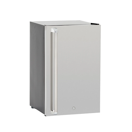 """Summerset 21"""" 4.5c Deluxe Compact Refrigerator (Right-to-Left Opening)"""