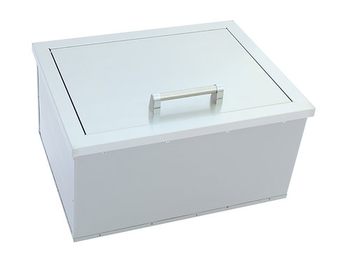 Drop-In Stainless Steel Ice Chest 23 x 17