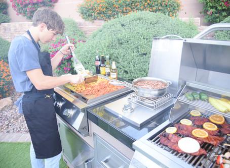 Choosing The Right BBQ Island Design