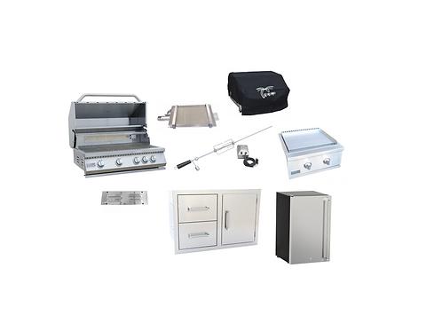 8 Piece Bundle & Save Outdoor Kitchen Package